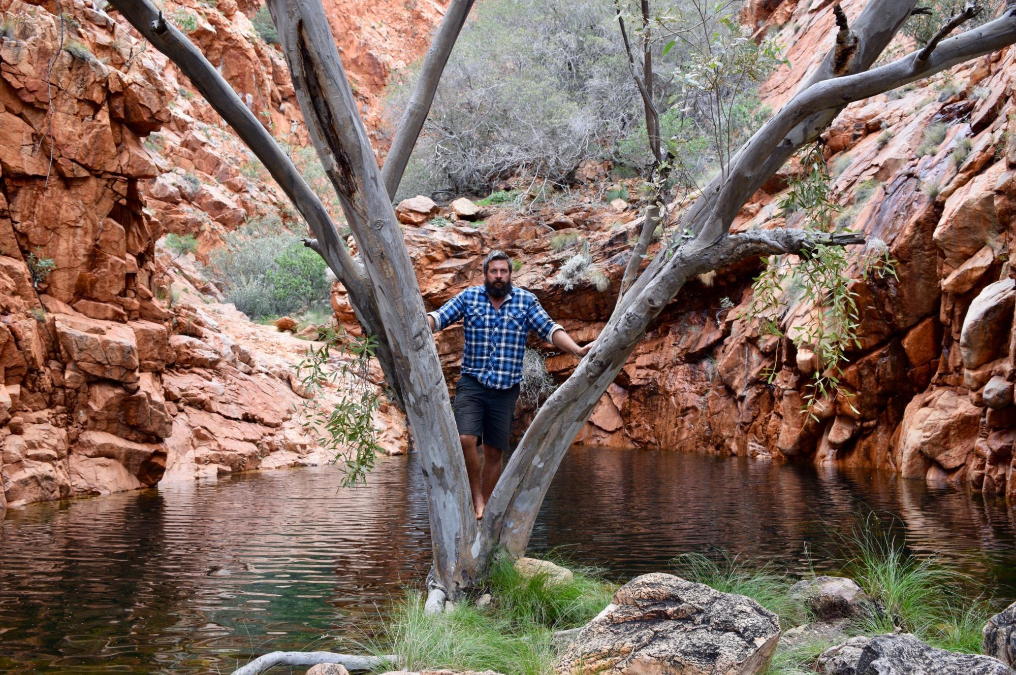 Desert Waterfalls And Rock Pools – Sandy Blight Track, WA/NT