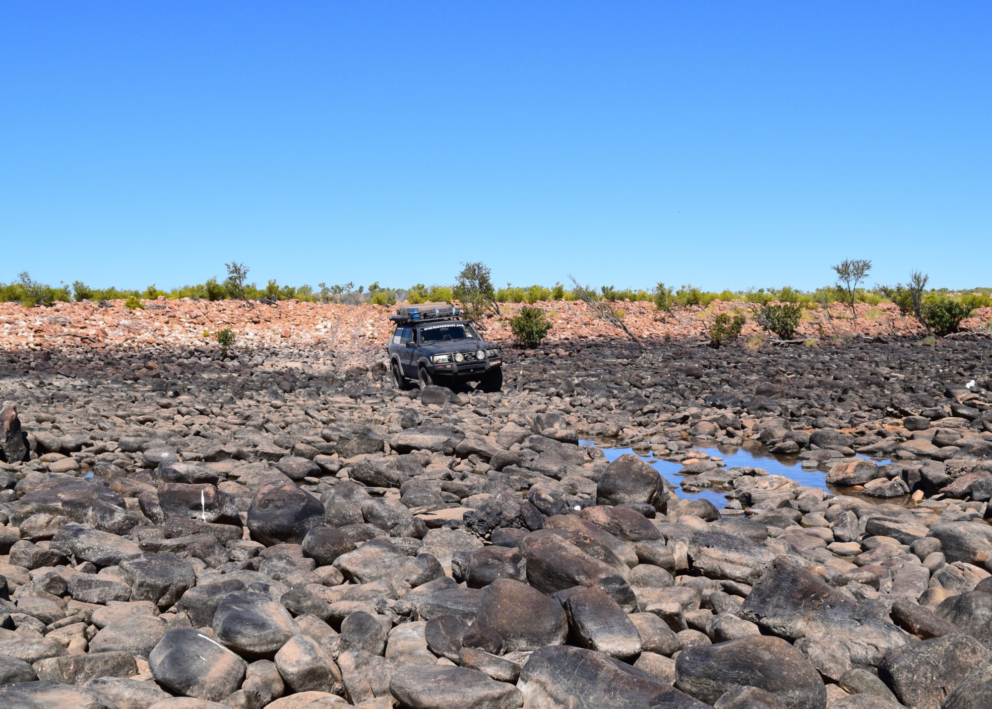 Rocky, Remote & Relentless – The Carson River Track, Kimberley, WA